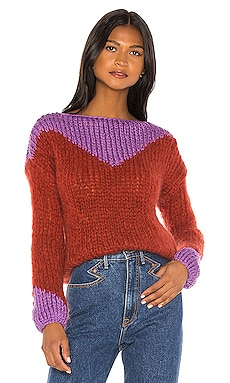 Western Sweaterblouse Maiami $434