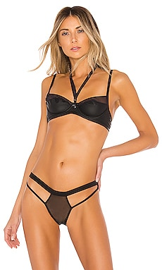 Wire Balconnet Bra MAISON CLOSE $58