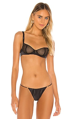 Wire Balconette Bra MAISON CLOSE $89
