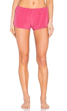 MAISON DU SOIR Lola Short in Rose