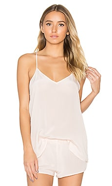 Luella Tank in Blush