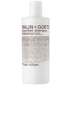 SHAMPOING PEPPERMINT MALIN+GOETZ $36 BEST SELLER