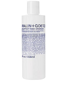 grapefruit face cleanser MALIN+GOETZ $36 BEST SELLER
