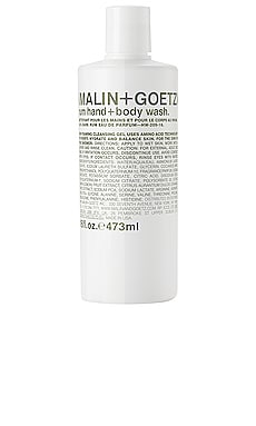 Rum Body Wash MALIN+GOETZ $36