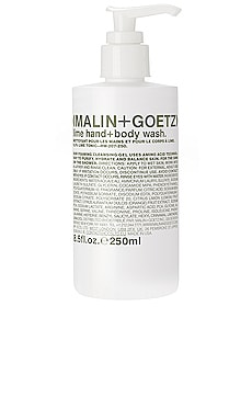 Lime Hand + Body Wash MALIN+GOETZ $22