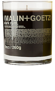 Dark Rum Candle MALIN+GOETZ $55