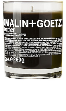 Leather Candle MALIN+GOETZ $55