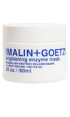 MASQUE BRIGHTENING ENZYME MASK MALIN+GOETZ $55