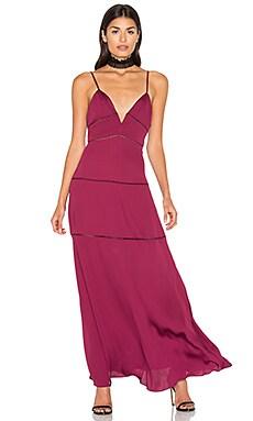 Tyler Dress in Berry