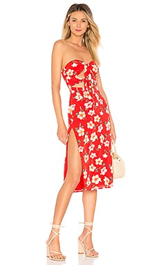 Cookie Dress MAJORELLE $178