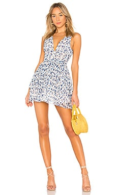 Dora Mini Dress MAJORELLE $198