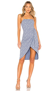 Anna Dress MAJORELLE $168