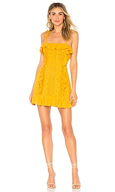 Mara Mini Dress MAJORELLE $168