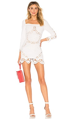 Charolette Mini Dress MAJORELLE $318
