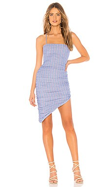 Andi Midi Dress MAJORELLE $54
