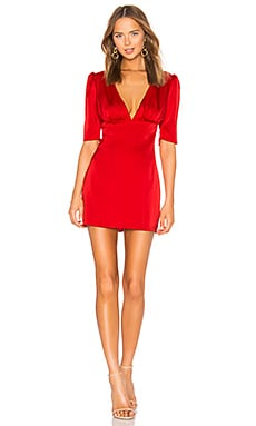 Angelica Mini Dress MAJORELLE $168