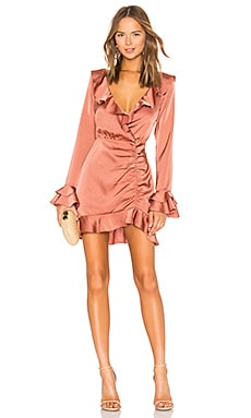 Nelly Mini Dress MAJORELLE $178