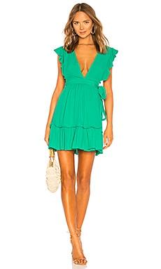 Misty Dress MAJORELLE $158