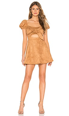 Merida Mini Dress MAJORELLE $32 (FINAL SALE)