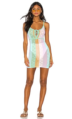 Freely Dress MAJORELLE $218