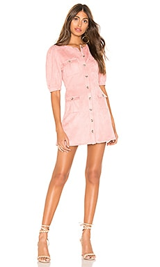 Bennett Mini Dress MAJORELLE $131