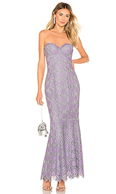 Balfour Gown MAJORELLE $338 BEST SELLER