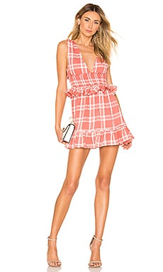 Paradise Mini Dress MAJORELLE $81