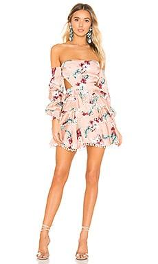 Soho Mini Dress MAJORELLE $268