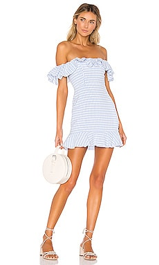 Daze Away Dress MAJORELLE $168