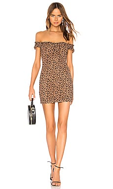 Darcy Mini Dress MAJORELLE $168 BEST SELLER