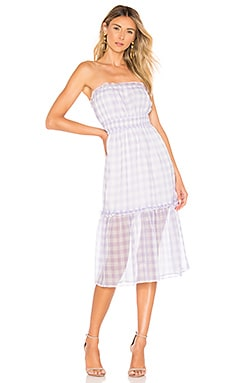 Mallory Midi Dress MAJORELLE $32 (FINAL SALE)