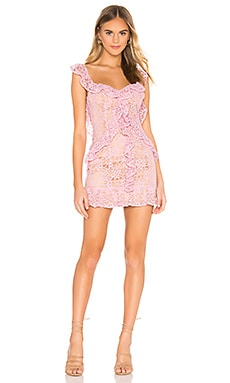 Ashton Mini Dress MAJORELLE $110