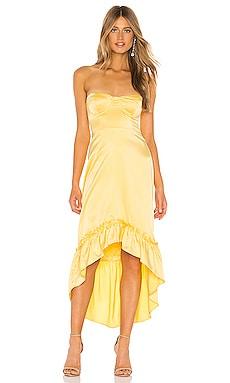 Tangier Midi Dress MAJORELLE $131