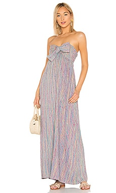 Vienna Maxi Dress MAJORELLE $83