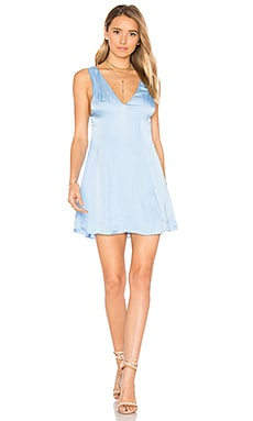 x REVOLVE Trinidad Dress in Bluebird