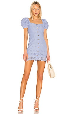 Johnny Mini Dress MAJORELLE $188
