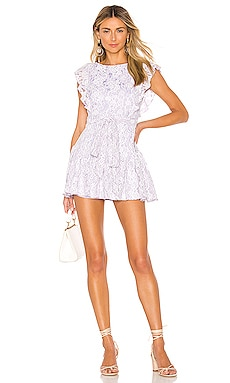 1fde901f3be8 MAJORELLE Grace Mini Dress in Pink Baybreeze | REVOLVE