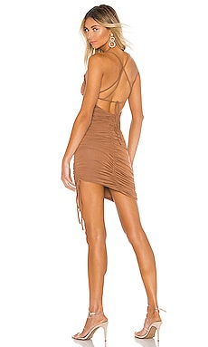 Janice Mini Dress MAJORELLE $128
