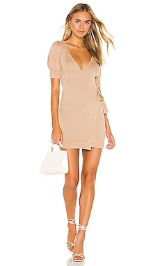 Becky Wrap Dress MAJORELLE $178 BEST SELLER