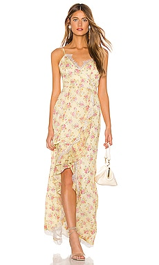 Paisley Dress MAJORELLE $228 BEST SELLER