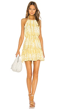 ROBE COURTE BAKER MAJORELLE $178 BEST SELLER