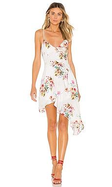 Valentina Midi Dress MAJORELLE $129