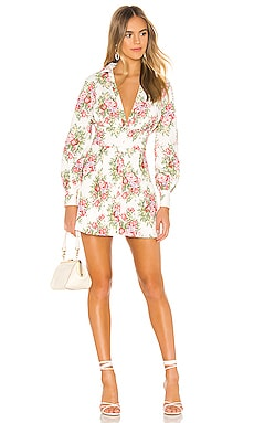 Liam Mini Dress MAJORELLE $228