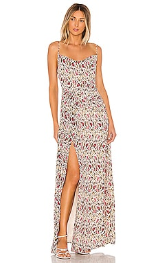 Talia Maxi Dress MAJORELLE $198 NEW ARRIVAL