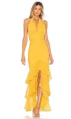 Manda Gown MAJORELLE $298