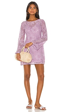 Calvin Mini Dress MAJORELLE $198 NEW ARRIVAL