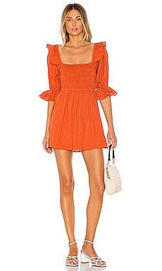 Abrielle Mini Dress MAJORELLE $198