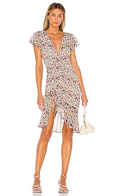 Elaine Midi Dress MAJORELLE $168 NEW ARRIVAL