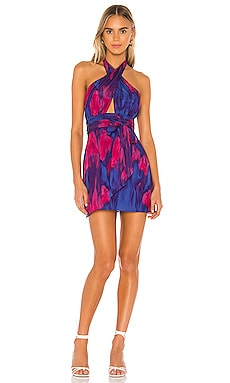 Hepburn Mini Dress MAJORELLE $188