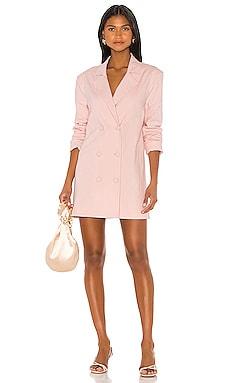 Beau Blazer Dress MAJORELLE $238